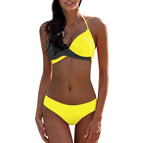 CixNy Bikini-Set Damen Badeanzug mädchen Bikini 2021 Neu Fashion...